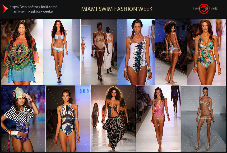Check Runway Photos and Backatage images from Miami Swim Fashion Week - RESORT 2016