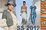Check Photos and Videos from New York SS 2012 Fashion Shows - Runway, Backstage, HD Videos and more!
